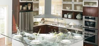 thomasville glass kitchen cabinets glass countertop cool thomasville cabinetry thomasville