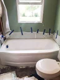 how to paint a bathtub easily inexpensively hometalk