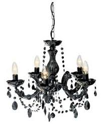 inspire 5 light chandelier black 39 98 argos living room