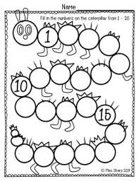 Grade 1 Counting To 20 Worksheets Best 25 Counting To 20 Ideas On Number Sense
