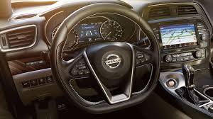 white nissan maxima interior 2018 nissan maxima features nissan usa