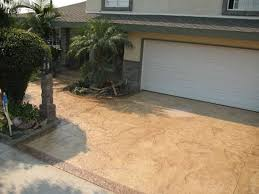 How To Resurface Concrete Patio Improving Existing Concrete Resurfacing Staining U0026 Epoxy