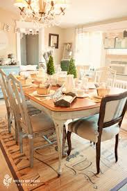 Furniture For Dining Room 39 Best Painted Dinette Ideas Images On Pinterest Table And