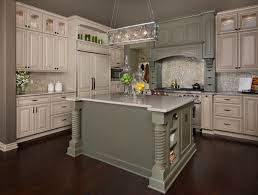 Dura Supreme Crestwood Cabinets Exact Color Of Kitchen Perimeter Dura Cabinets Is This Latte