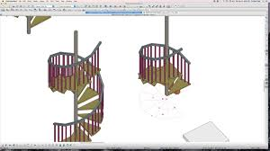 yusuf spiral stairs part 1 chief architect videos by dsh youtube