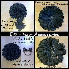handmade hair accessories 8 diy wonderful handmade hair accessories for