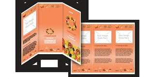 microsoft templates brochure giselasiegel info
