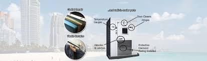 Walk In Cooler Curtains Commercial Cooler Door Repair Services Gasket Doctor