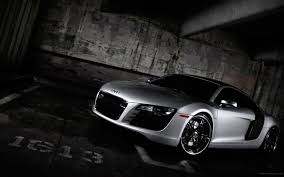 audi r8 wallpaper matte black black car wallpapers wallpaper cave