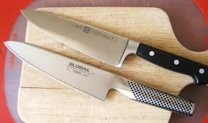 Used Kitchen Knives Knife Skills Basic Understanding Of The Chef Knife