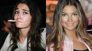 celebrities victoria 39 s secret angels without makeup 2016