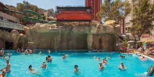 Magic Rock Gardens Hotel Benidorm Hotel Magic Aqua Rock Gardens Benidorm Spain Booking