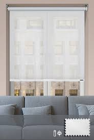 White Roman Blinds Uk Made To Measure Electric U0026 Remote Control Roller Blinds Uk