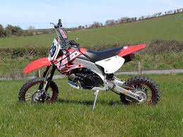 125 scrambler pit bike 125cc 4 stroke manual gearbox in