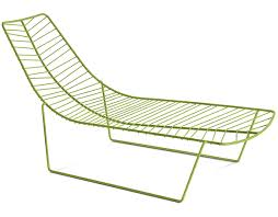 Chaise Lounge Chairs Leaf Chaise Lounge Chair Hivemodern Com