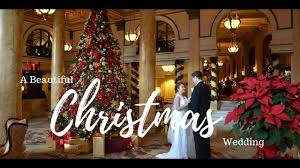 festive christmas wedding ideas on a budget ideas for a christmas