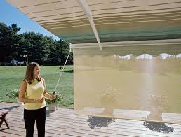 Retractable Awning Accessories Sunsetter Retractable Awnings Massachusetts Awning