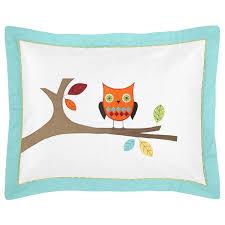 Owl Queen Comforter Set Sweet Jojo Designs U0027hooty Owl U0027 Full Queen 3 Piece Comforter Set