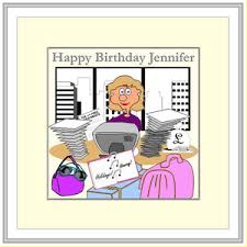 humorous birthday cards for women