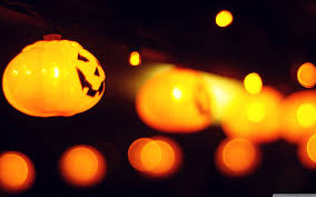 halloween lights hd desktop wallpaper widescreen high