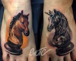 foot chess pieces tattoos foot tattoos pinterest chess piece