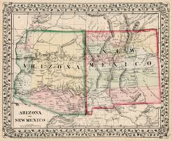Map Of Northern Utah by Antique Prints Blog June 2013