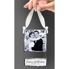 sealed with designs photograph ornaments custom wedding