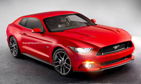 2015 mustang source 2015 mustang gets a hatchback rendering the mustang source