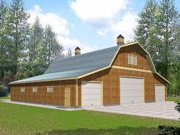 barn style garage with apartment plans tutor barn shop designs