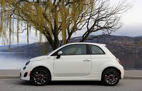 fiat 500 car review 2015 fiat 500 turbo driving