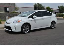 toyota prius sales 2013 2013 toyota prius five for sale in tempe az stock 594830