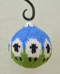 sheep ornament balls free knitting pattern and more sheep and