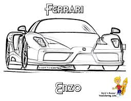 ferrari logo drawing heart pounding ferrari coloring ferrari cars free boys race