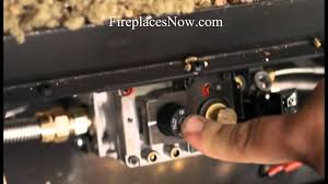 fireplaces how to light a pilot youtube