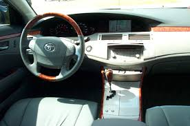 2005 toyota avalon information and photos zombiedrive