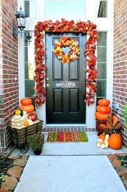 Christmas Outside Door Decorations by Front Door Decoration Ideas For Winter Front Door Ideas For Fall