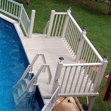 vinyl works 5 x 10 resin pool deck