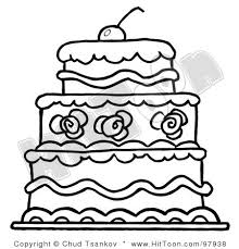 wedding cake outline wedding cake clip clipart panda free clipart images