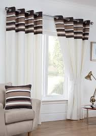 Chocolate Curtains Eyelet Cambridge Chocolate Eyelet Curtains