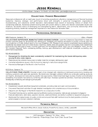 Credit Controller Resume Sample by Collections Resume Sample Waste Collector Sample Resume Call 13