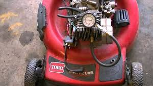 repair a toro personal pace lawn mower 1 youtube