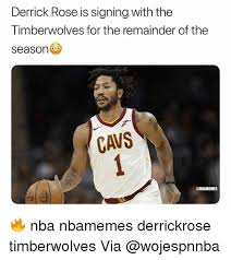 Derrick Rose Injury Meme - derrick rose is signing with the timberwolves for the remainder of