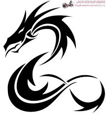 white and black tribal scorpion tattoo design photo 2 photo