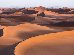 desert and waterfalls desert dream