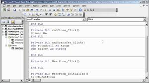how to avoid duplicate entries in excel worksheet while