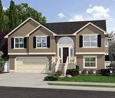tri level home split level home designs custom fowler homes 17 best images about