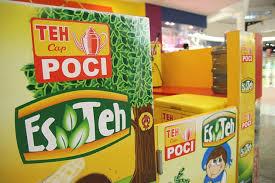 Teh Racek potensi meraup omset besar dengan bisnis kemitraan teh poci