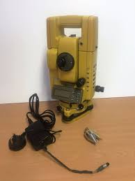 topcon gts 303 total station 1 year calibration excellent