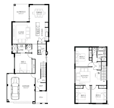 small 2 story floor plans small 4 bedroom floor plans mantiques info