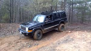 jeep commander 2013 jeep commander off road youtube